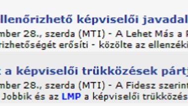 Fidesz epic fail!