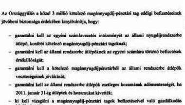 Egyéni számla és magánnyugdíjpénztári államosítás: hazudott Orbán Viktor