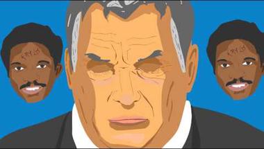 Orbán Viktor dalban mondja el, miért van szükség a falra