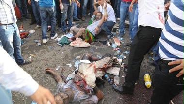 Két nappal a választások előtt robbanás rázta meg a török-kurd ellenzéki párt nagygyűlését