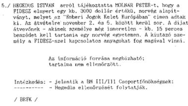 A norvégok és Soros pénzelték a Fideszt. De mi a kérdés?