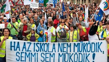 Nyolc városban tüntetnek szerdán! - Minden, amit a tanárok tiltakozásáról tudni kell