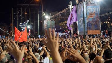 Miért nem menthette meg a Sziriza Görögországot?