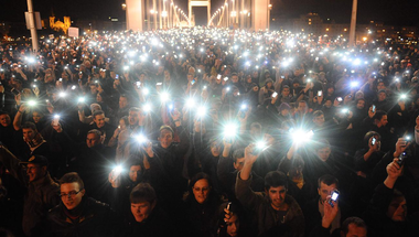 Az Unió tegnap tett egy lépést, nem csak a torrentezés, hanem a szabad internet megszüntetése felé