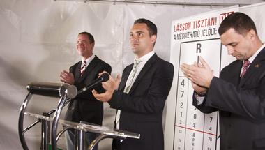 Áttörte a Jobbik az üvegplafont?