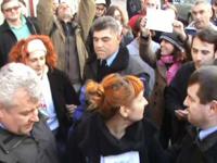 Szállodát foglaltak Kolozsváron Verespatakért