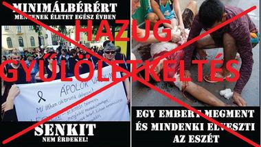 Az évtized legundorítóbb mémjével kampányol a menekültek ellen a Jobbik