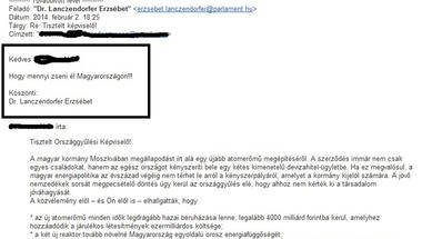 A Parlament cenzúrázza a képviselőknek írt állampolgári leveleket!