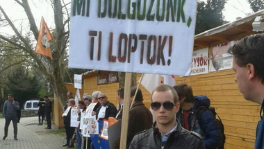 Újabb tüntetéshullám jön. A Quaestor-ügy és a korrupció ellen tüntetnek!