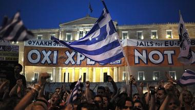 Görögország: győzött az OXI  - percről-percre a Kettős Mércén