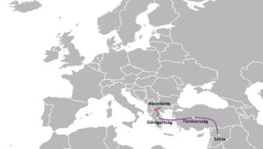 Nyolc útvonal, mely megnyílhat a menekültek számára a balkáni útvonal lezárásával