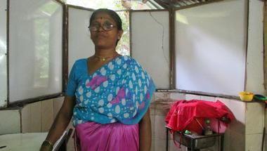 A Közélet Iskolája Indiában -  Stree Mukti Sanghatana (SMS)