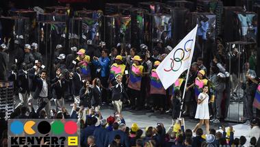 """""""Remélem, a családom lát engem"""" – menekültek a riói olimpián"""