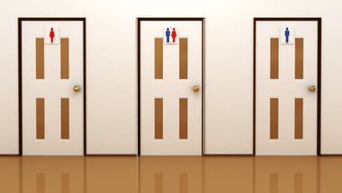 A gendersemleges mosdók pokla: miért nem mindegy, hogy ki hova pisil?