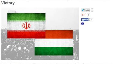 Orbán, Áder, Martonyi, és Kövér külön levélben köszöntötte a baráti Irán forradalmi kormányát!