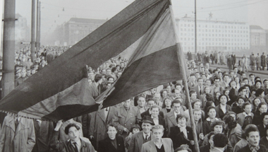 TGM: Magyarország 1956 – a szocialista forradalom
