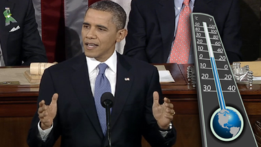 Sikerül Obamának megfékezni a globális felmelegedést?