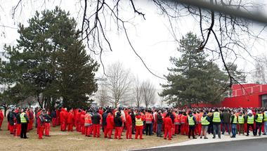 Audi-sztrájk: a hazai autógyártók zöme jelentősen alulfizeti a dolgozókat!