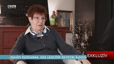 """""""Nekem nem 20 hónapomba tellett"""" - Takáts Zsuzsanna kiharcolta a meg nem bocsájtás jogát"""
