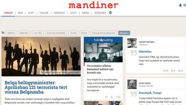 Akár már holnap felfalhatja a Fidesz a Mandinert