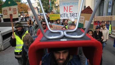 Így építünk lakhatási mozgalmat Magyarországon!