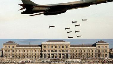 Nemzeti felsőoktatás – Bombák földjén