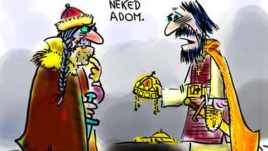 Első királyunk, a szadista fenevad?