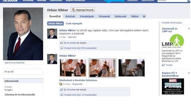 Facebook screenshot 1.