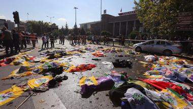 Bombamerénylet Ankarában: a török kormány a káoszra játszik