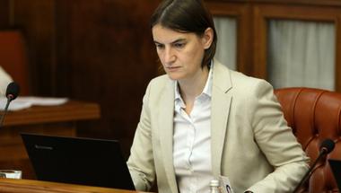 Ne essünk már hasra a leszbikus szerb miniszterelnöktől