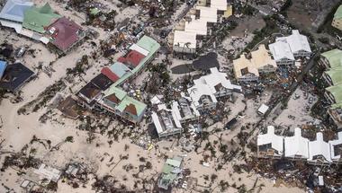 Trump nem kifogás, a globális felmelegedés valóság - a rekorderősségű hurrikánok is ezt bizonyítják
