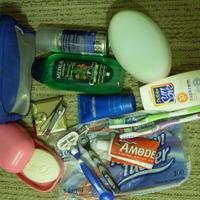 Felszerelés 1. - Tisztálkodás, egészségügy, stb.