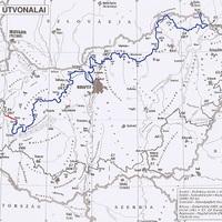 39. nap: Sarvalyi erdészház – Szajki erdészház: Kanyartól kanyarig
