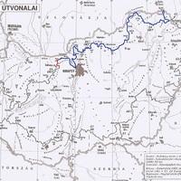 26. nap: Pusztamarót – Somlyóvár: Egy nap falu nélkül