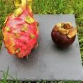 Egzotikus gyümölcsök - Sárkánygyümölcs és mangosztán