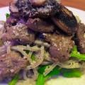 Diszkontból Fine Dining - Szarvasgombás tészta kacsával, vargányával, parmezánnal