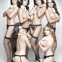 Pucér mexikói légikisasszonyok