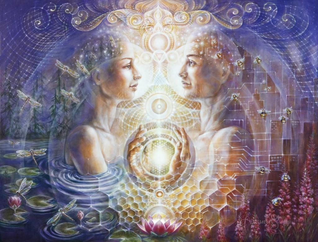 Telepatikus kötődések és szoros kapcsolódások