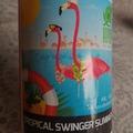 Salsörkunyhó - Trópusigyümölcs koktél sört ivása