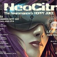 Neocitra a cyberpunk hoppy juice