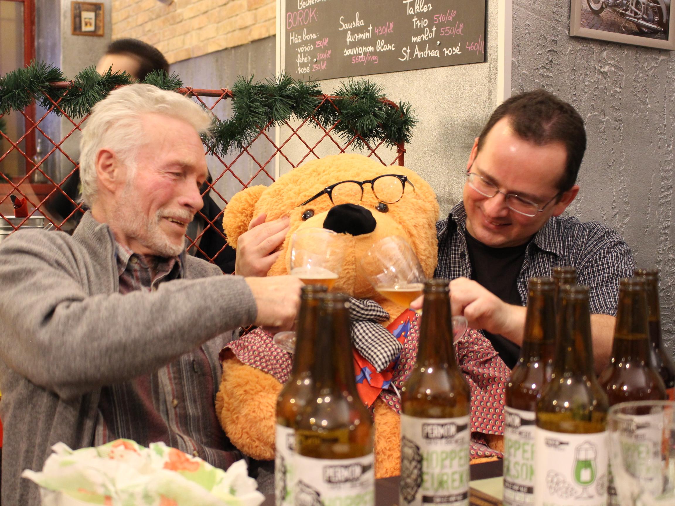 itatják a medvét