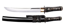 Fegyverek, felszerelések, eszközök Tanto