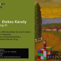 """""""…mert nékem az árnyas erdő…"""" Elekes Károly Tunning VI. című kiállítása"""