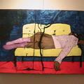 Élvezhető őrület-Váczi Dani kiállítása