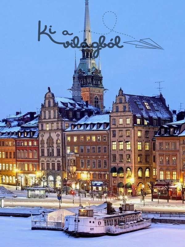 Stockholm télen