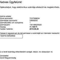 Dijnet.hu – phishing (már megint...)
