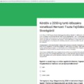 Spórol a Kormány: Google Docs-alapú kérdőívezés klímaügyben
