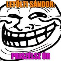 Letölti Sándor