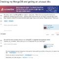 Nyitott MongoDB: hacked by unistellar