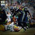Green Bay Packers @ Seattle Seahawks visszatekintés